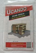 Ucando Work Bench Plans - NEW