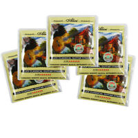 5 Sets Classical Guitar Strings Nylon & Silver Plated Copper Alloy Wound Strings