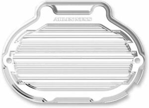 Arlen Ness Chrome 10 Gauge Hydraulic Transmission Clutch Actuator Cover