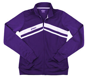 ASICS Women's Cabrillo Zip Up Athletic Workout Track Jacket, Many Colors