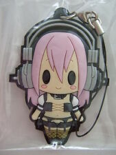 Sonico Bondage Fashion D4 Rubber Strap Key Chain Super Sonico empty
