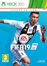 FIFA 19 Legacy Edition (xbox 360) out 28th Sept Now UK PAL