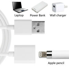 Female USB Charging Adapter Charger Cable Cord For Apple iPad Pro Pencil iPencil