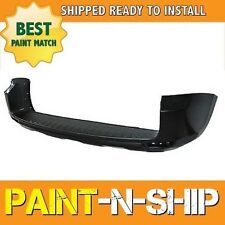NEW Fits: 2009 2010 2011 Toyota Rav4 w/Flare holes Rear bumper Painted TO1100271