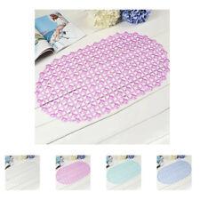 New Plastic PVC Non-Slip Mat Shower Bathroom Tub Bath Floor  Mats Home Floor