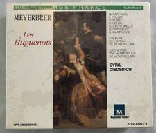 CD Box Set BRAND NEW Giacomo Meyerbeer Les Huguenots Classical Opera Erato