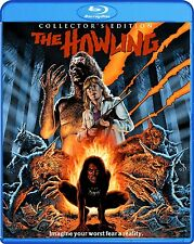 THE HOWLING (1980 Collector's Edition)   -  Blu Ray - REGION A - sealed