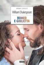 Romeo e Giulietta di William shakespeare Nuovo Libro Crescere Edizione