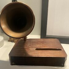 New listing Gramaphone Cell Phone Amplifier- Decorative