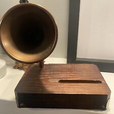 Gramaphone Cell Phone Amplifier- Decorative