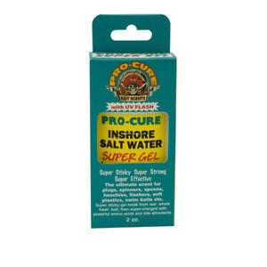 Pro-Cure Super Gel 2oz Inshore Saltwater