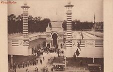 Postcard British Empire Exhibition 1924 Malaya Pavilion