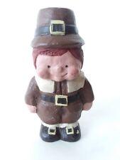 Sarah's Attic Thanksgiving Pilgrim Figurine