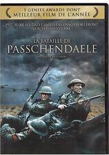DVD LA BATAILLE DE PASSCHENDAELE paul gross