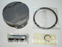 Suzuki DRZ400 Namura Piston Kit 90mm Std Stock Bore DRZ 400S 400SM 400E DR-Z 400