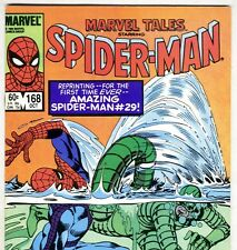 The Amazing Spider-Man #29 Reprint in Marvel Tales #168 from Oct. 1984 in VF-
