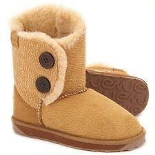 EMU Australia Women's Valery Texture Boots in Chestnut 6, $189(Mew's Market)