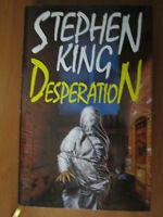 STEPHEN KING, DESPERATION, 1997, 1A ED. EUROCLUB, A9