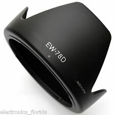 EW-78D EW78D Lens Hood for Canon EF-S 18-200mm F3.5-5.6 IS BF - e90