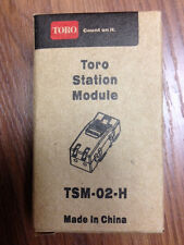 Toro TSM-02-H 2 Expansion Station Module for TMC-212 Controller - High Surge