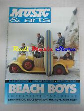 Rivista MUSIC & ARTS 164/1993 Beach Boys Brian Wilson Mike Love Andy Paley No cd
