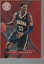 DANNY GRANGER  2012-13 PANINI TOTALLY CERTIFIED RED PARALLEL #85   /499