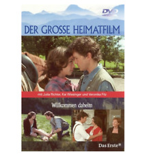 DVD ** WILLKOMMEN DAHEIM ** DER GROSSE HEIMATFILM / KAI WIESINGER JULIA RICHTER