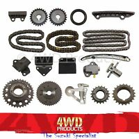 Timing Chain kit w/Gears - Suzuki Grand Vitara JB627 5Dr 2.7-V6 H27A (05-08)