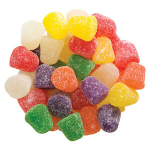 Spice Drops Assorted Candy Jellies- 1/4LB to 10LBS -FRESH/BEST PRICE- SHIPS FREE