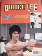 Revista de artes marciales española ''Décimo Dan'' - Especial Bruce Lee