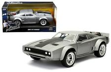 DOM'S ICE CHARGER FAST&FURIOUS F8 MOVIE THE FATE OF THE FURIOUS 1/24 JADA 98291