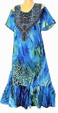 TS dress TAKING SHAPE VIRTU plus sz XL / 24 Midnight Safari Dress NWT rrp$140!