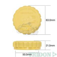 TRIDON RADIATOR CAP FOR Daewoo Matiz 10/99-01/05 3 0.8L F8CV SOHC 6V CU17120