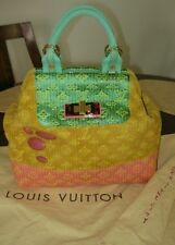 Louis Vuitton Neon Monogram Motard Firebird Bag - bitte lesen -