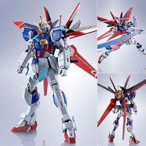 Metal Robot Spirits Seed Destiny Force Impulse Gundam figure Bandai Tamashii