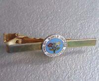 Vintage Tie Clasp Clip MENS Bar Clasp ENGLISH BOWLS UMPIRES ASSOCIATION