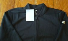 NWT New Men's Under Armour Athlete Recovery Black Zip-up Jacket XL