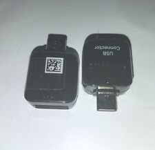 2 Lot Samsung USB to Type C Connector OTG Adapter Galaxy S9 S9+ S10 S10+ Note 10