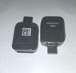 2 Lot Samsung On The Go Adapter to Convert USB A to USB C S21 S21+ Ultra NOTE 20
