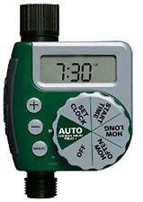 Orbit Patio Lawn Grass Garden Hose Faucet Water LCD Program Clock Timer Adapter