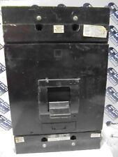Square D Mal36500 500a 600v 3p Black Breaker Testedtest Reportwarranty