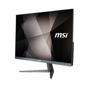 MSI PRO 24X 10M-061US 23.8 inch Non-Touch Screen All-in-one PC Intel Core