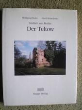 Der Teltow südlich von Berlin - Geschichte Großbeeren Dreilinden Schönefeld
