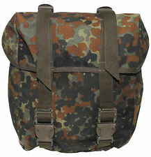 Bundeswehr German Army Bag Flecktarn Camo - Authentic European Military Surplus
