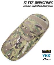 FLYYE INDUSTRIES ARMOUR HYDRATION BACKPACK HYDRATION POUCH MOLLE CORDURA - KHAKI