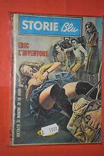 FUMETTO HORROR -TERROR- STORIE BLU -N°6-  ANNO 1979- edizioni ediperiodici-ep