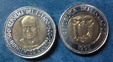 ECUADOR BIMETALLIC COIN 500 Sucres, KM97 UNC 1995 - Reforma del Estado