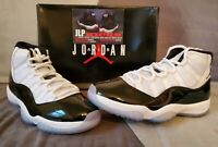 AIR JORDAN 11 CONCORD 2018 RETRO 378037-100 MEN GS PS TS SIZES