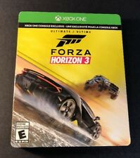 Forza Horizon 3 Ultimate Edition [ STEELBOOK Package ] (XBOX ONE) NEW