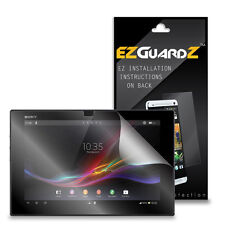 2X EZguardz LCD Screen Protector Cover HD 2X For Sony Xperia Z4 Tablet (Clear)